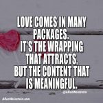 Allen Weinstein - Love Comes In Many Packages