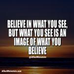 Allen Weinstein - Believe In What You See