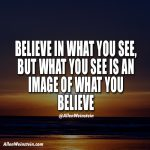 Allen Weinstein - Believe In What You See
