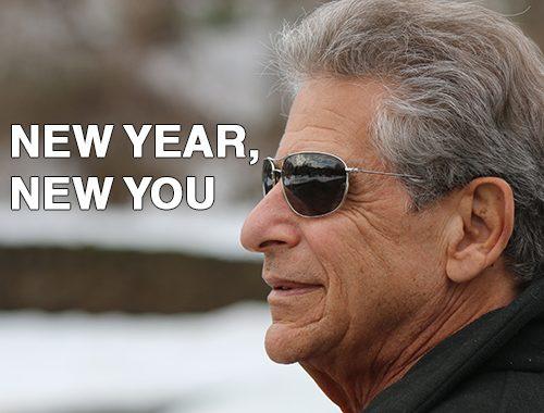 Allen Weinstein - New Year, New You