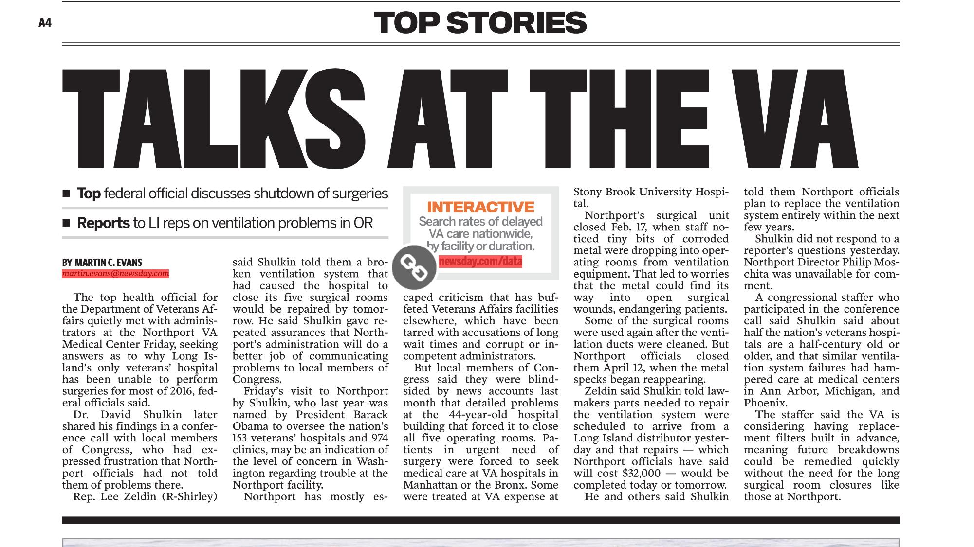 Long-Island-Newsday-Talks-At-The-VA