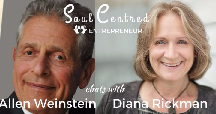 Soul Centered Entrepreneur Podcast Interview